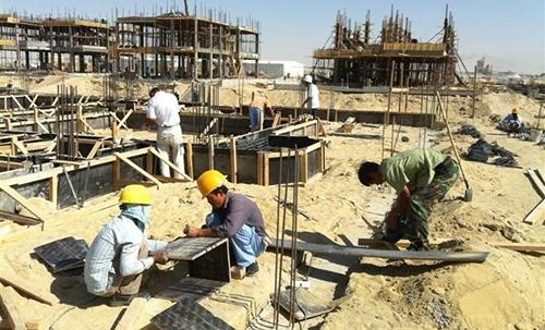 招聘出国建筑工