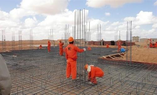 出国技术建筑工