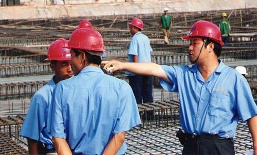 出国建筑工工作指导