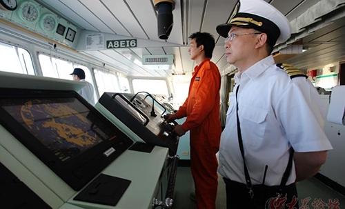 远洋货轮船员培训